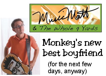 Music Matt-Monkey pal